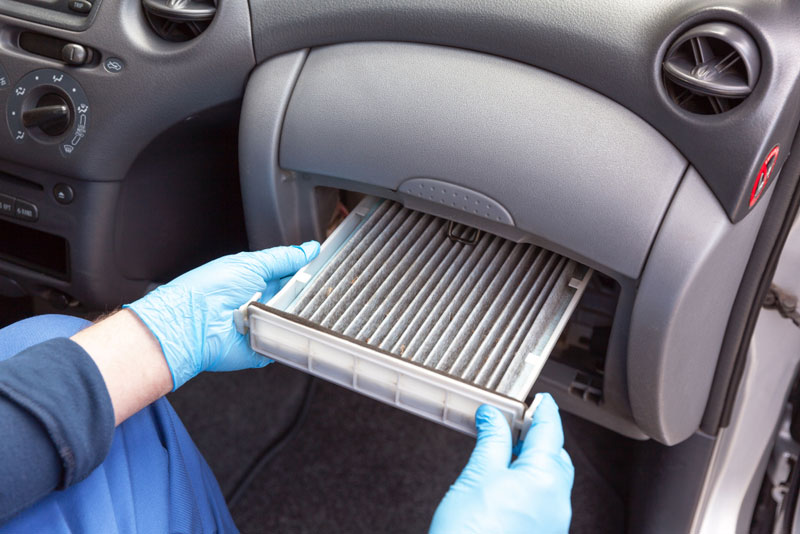 Air Filter For The Cabin