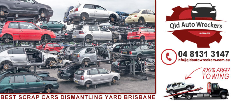 Car Scrap Yard Brisbane