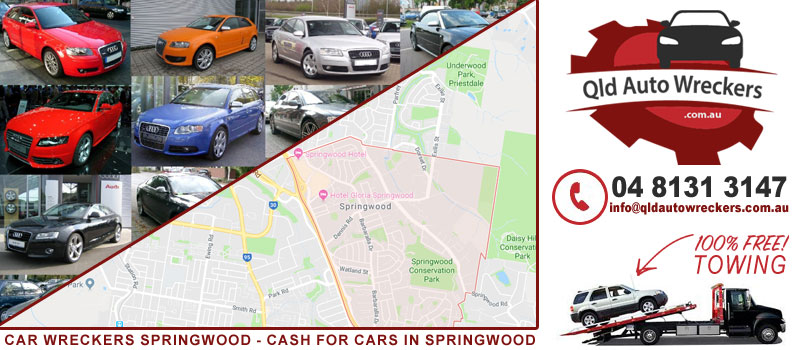 Car Wreckers Springwood