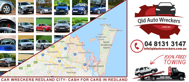 Cash for Old Cars Redland City