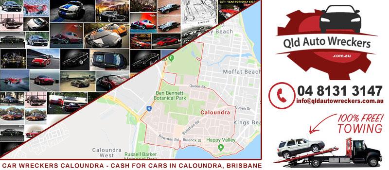 Free Car Removals Caloundra