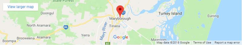 Maryborough QLD 4650, Australia