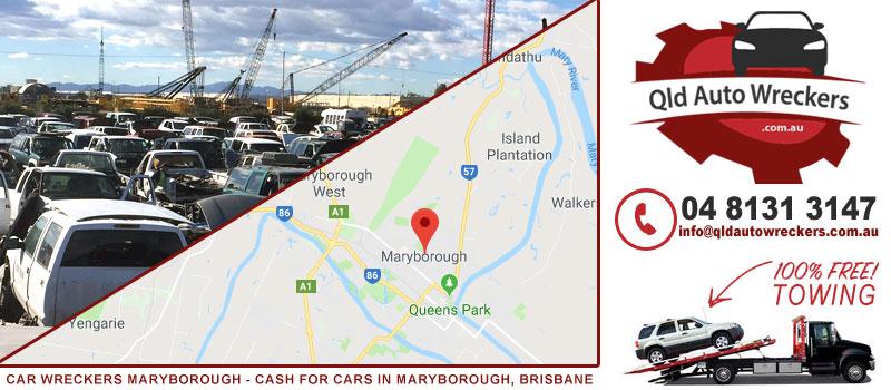 Scrap Car Buyers Maryborough