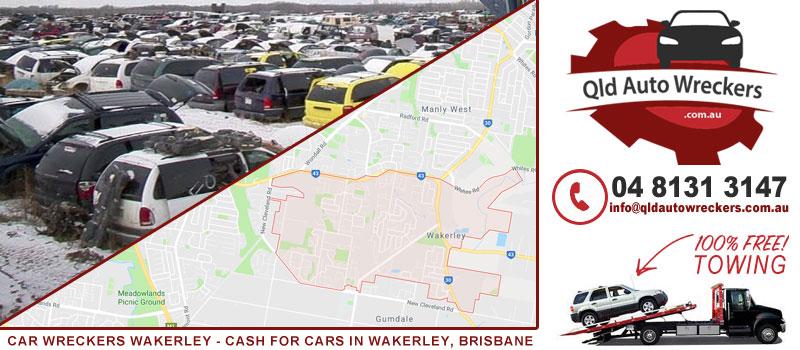Wakerley Car Wreckers