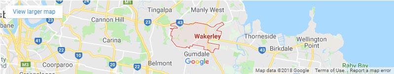Wakerley QLD 4154