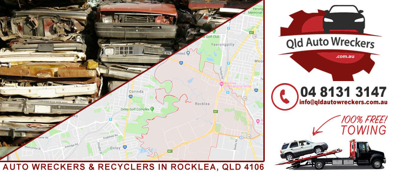 Rocklea Wreckers QLD 4106